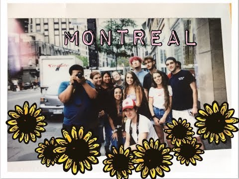 The Gang Goes To Montreal