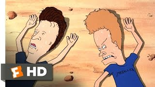 beavis and butt head do america 4 10 movie clip desert flashbacks 1996 hd