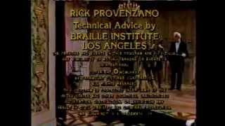 ABC Mr. Sunshine End Credits 4/25/86