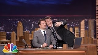 Jimmy's $100 Tonight Show Bet