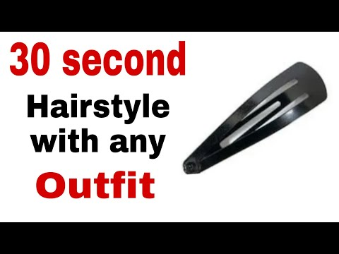 new-and-easy-try-on-hairstyle-for-any-outfit-||-hair-style-girls-||-easy-hairstyle