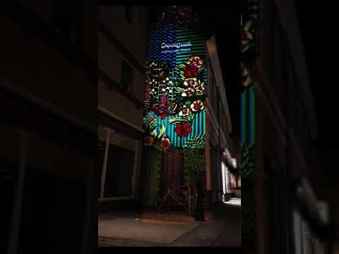 Bright Spots - Desigual - Mural Mapping