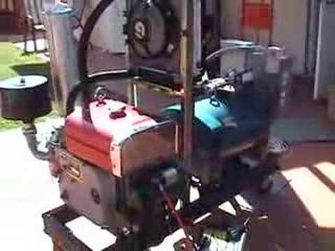 changfa 195 diesel 10 kw st generator st youtube. Black Bedroom Furniture Sets. Home Design Ideas