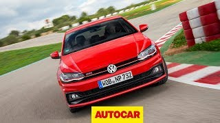 Video Volkswagen Polo GTI Review 2018 - Is hot VW a match for the Fiesta ST? | Autocar download MP3, 3GP, MP4, WEBM, AVI, FLV April 2018