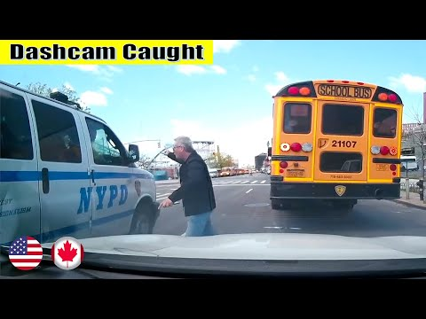 Ultimate North American Cars Driving Fails Compilation - 250 [Dash Cam Caught Video]