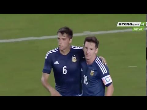 ไฮไลท์ฟุตบอล อาร์เจนตินา VS โบลิเวีย 7 - 0