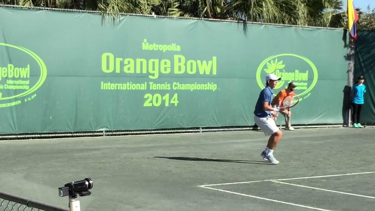 Orange Bowl 2014 Siimar Orange B...