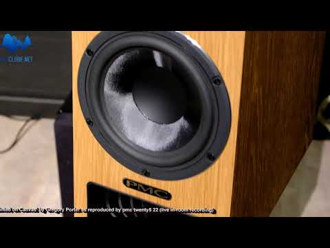 Ajasom presents pmc loudspeakers - lisbon 2018