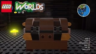 LEGO Worlds - How To Easily Find Chests