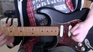 How deep in the blues - Robben Ford solo Cover
