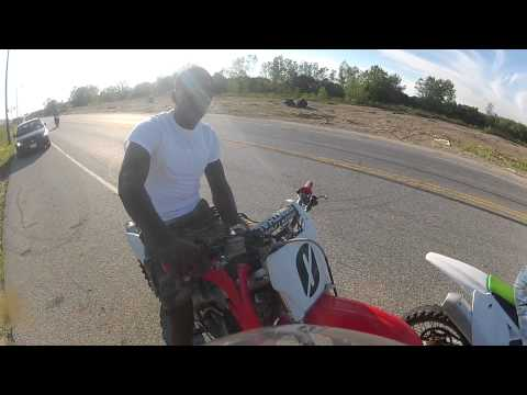 Meek Mill rides in philly *Preview*