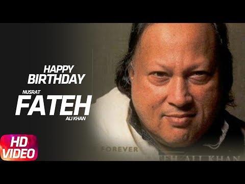 Happy Birthday | Nusrat Fateh Ali Khan | Birthday Special Playlist | Speed Records