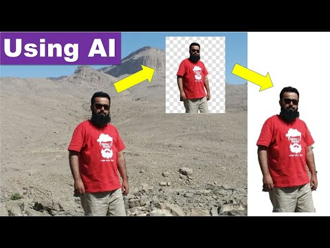 Using AI – Remove Image Background in Just 5 Seconds [Hindi/Urdu]