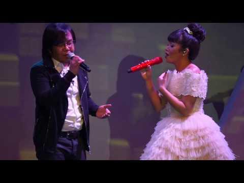 Ari Lasso feat Yura Yunita  - Aku dan Dirimu Live at Royal Ambarrukmo New Years Eve 2017
