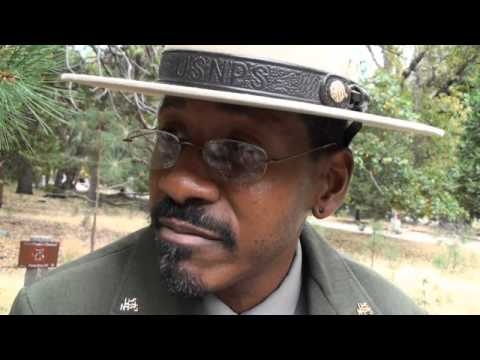 Park Ranger Shelton Johnson Talks About Oprah Winfrey At Yosemite