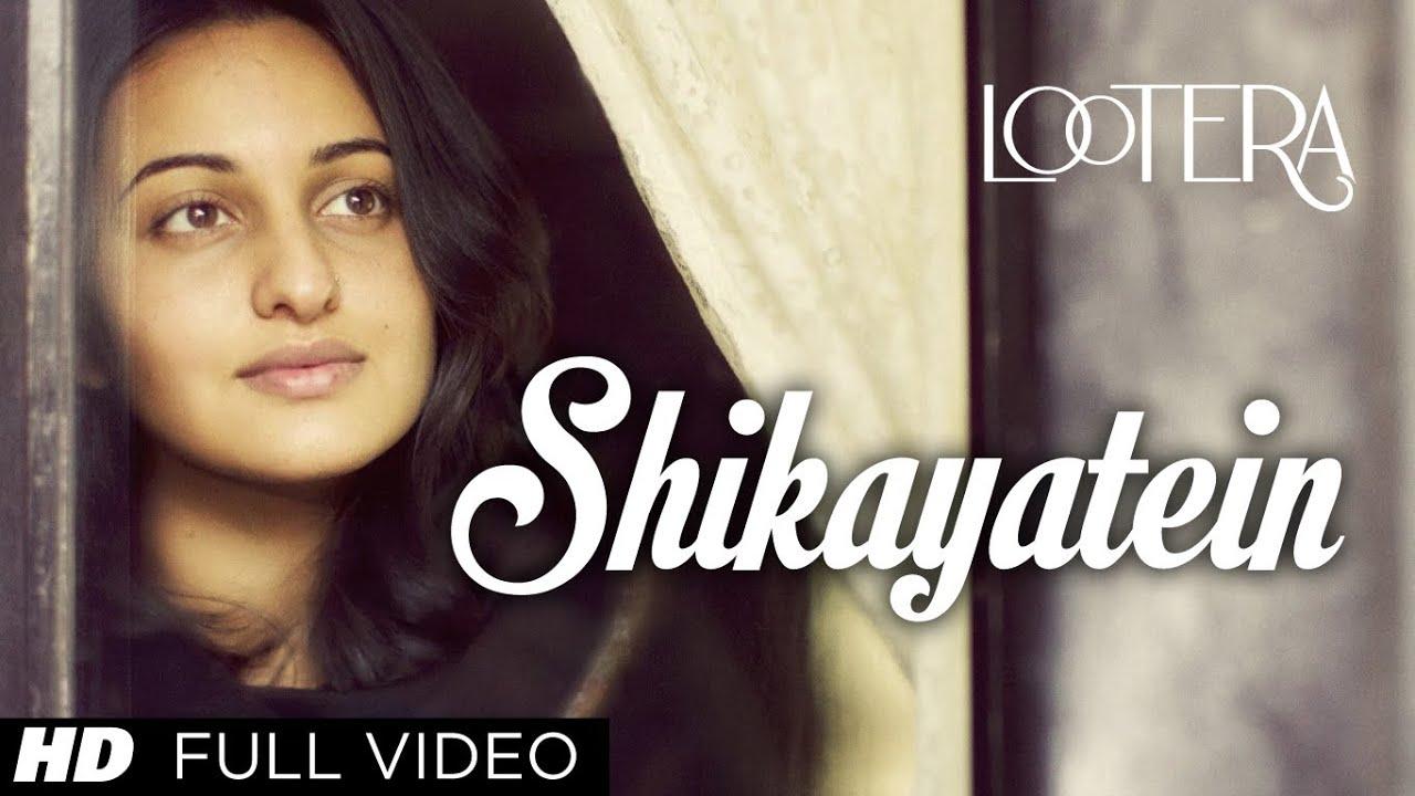 Download Shikayatein Lootera Full Video Song   Sonakshi Sinha, Ranveer Singh