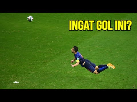 BELUM TERPECAHKAN!! 5 gol terbaik sepanjang sejarah Piala Dunia