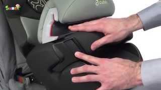 Видео обзор Автокресла - Cybex Juno 2 Fix магазин