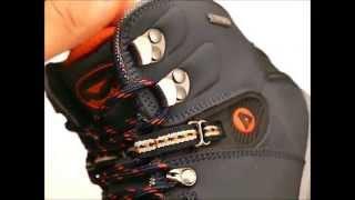 Обзор зимних ботинок подросток/унисекс ANDA  (Арт.: 3064-3)