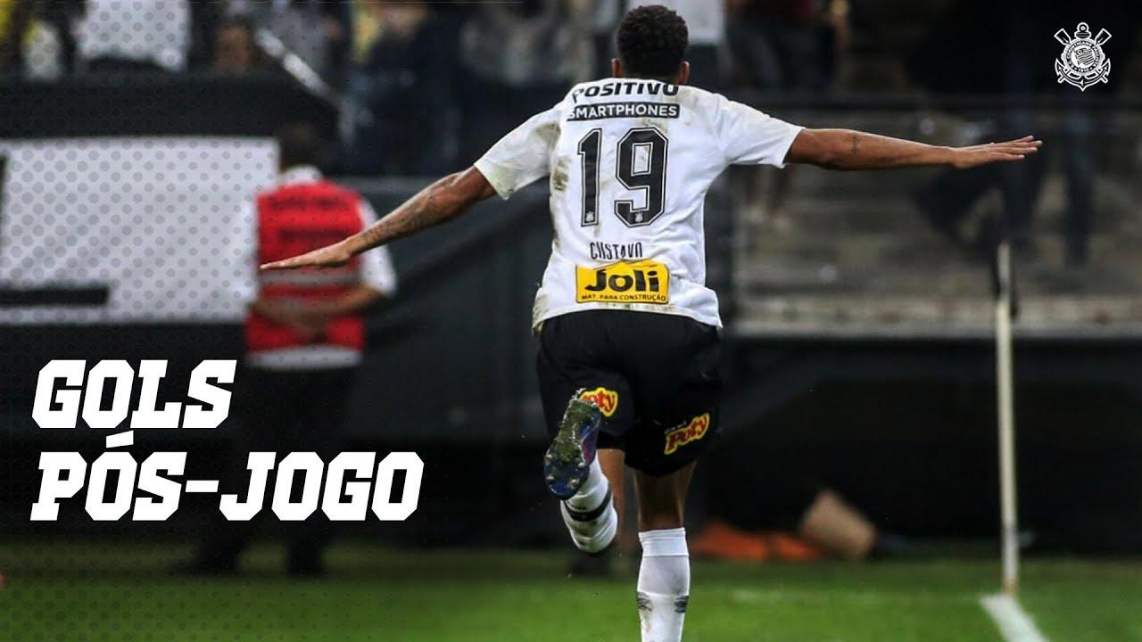 Gols E Pós Jogo Corinthians 2x1 São Paulo Paulistão 2019
