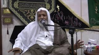 مجلس ليلة 21 محرم 1442   الشيخ عبدالله السمين