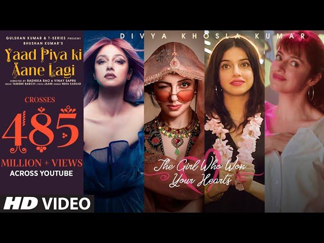 Latest Hindi Song Yaad Piya Ki Aane Lagi Sung By Neha Kakkar Hindi Video Songs Times Of India