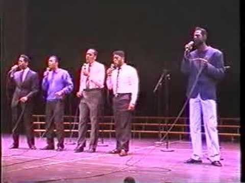 Brian McKnight Quintet - After I Die (Live) feat Chris Willis !