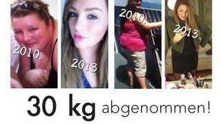 So habe ich 30 kg abgenommen - mit vielen Bildern!