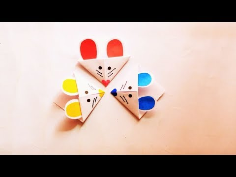 Mice Corner Bookmarks | How to make Bookmarks | Bookmarks |