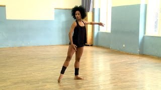 Cuban Contemporary Dance Technique