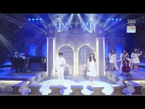 Akdong Musician(AKMU) -'얼음들' (Melted) 0413 SBS Inkigayo
