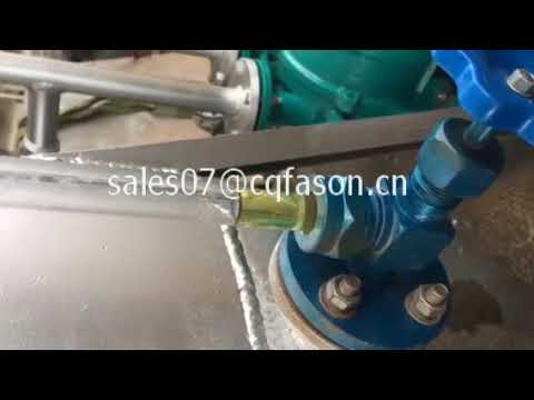 FS HDM waste motor/engine/ship/tire/plastic oil to diesel distillation recycling plant