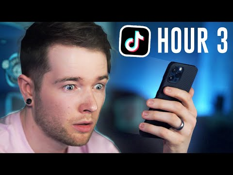 I Watched Tik Tok for 3 Hours Straight.. - DanTDM