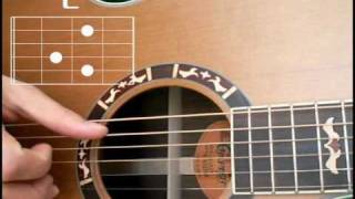 "How to Play ""Dust in the Wind"" by Kansas on Guitar"