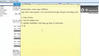 Download Lagu Cara Mendownload Lagu Dengan Bursalagu.com MP3