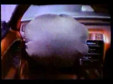 1989 Chrysler Corporation Airbag Commercial