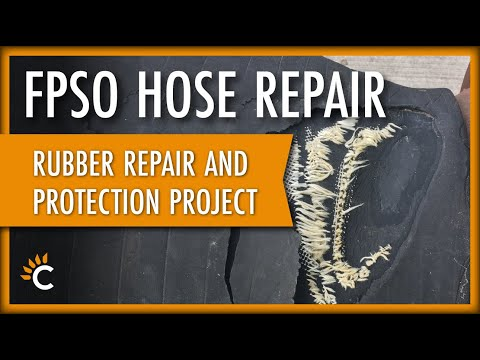 Cactus Projects: Rubber Repair of an FPSO Offload Hose