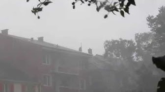Gewitter/Unwetter in #Basel - Wetter & Natur Schweiz