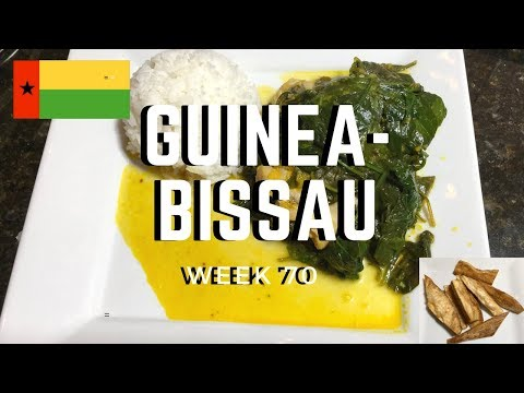 Second Spin, Country 70: Guinea-Bissau [International Food]