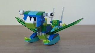 LEGO MIXELS SLUSHO SNOOF MIX or MURP? Instructions Lego 41550 Lego 41541