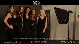 MYA Forever - Cosmetic Surgery Thumbnail