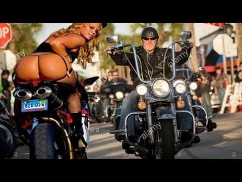 2017 Daytona Bike Week [HOT Girls & Hot Bikes]