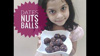 Dates nuts balls kids tiffin S…