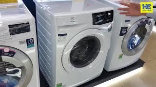 Giới thiệu máy giặt Electrolux EWF7525EQWA model 2018