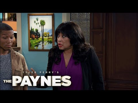 JoAnn Confronts Nyla About Leaving the Kids Home Alone | Tyler Perry's The Paynes | OWN