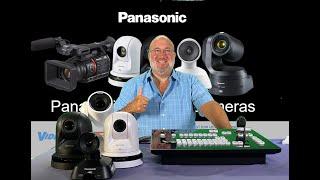 Panasonic Pro PTZ Cameras