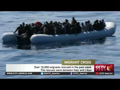 Kathleen Newland on the migrant crisis