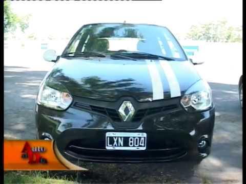 Renault Clio Mio Expression 2013 Y Confort Plus 2014 Test Auto Al Día