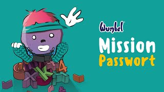 Wumbel: Mission Passwort