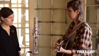 "Folk Alley Sessions:  Anna & Elizabeth - ""Poor Pilgrim of Sorrow"""